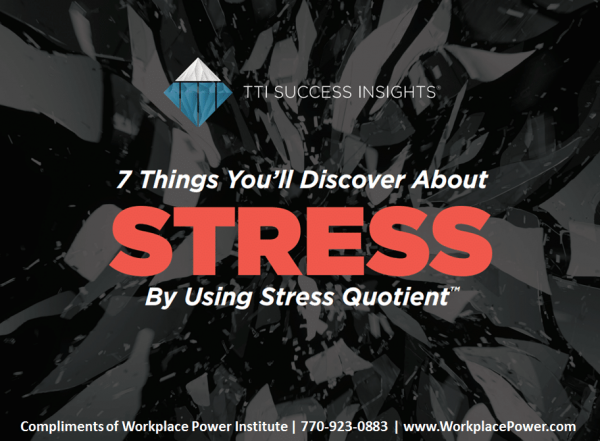 7 things you discover about stress