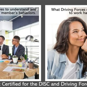 Disc and Driving Forces Certification